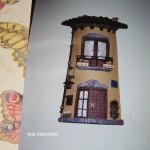 Teja decorada de Manualidades Taracea C