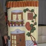Teja decorada de Manualidades Taracea E