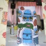 Teja decorada de Manualidades Taracea F